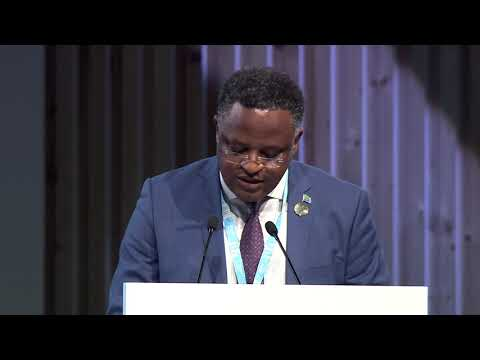 PP-18: Dr Jim Yonaz, Deputy Permanent Secretary, Ministry Of Works, Transport And Comm., Tanzania