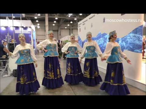 Moscow Travel Trade Fair - ITM 2016 at Crocus Expo