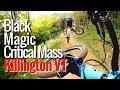 Black Magic jump trail train at Killington Resort   Thrills with Phil