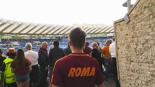 REGEND PE STADIO OLIMPICO-AS ROMA VS LAZIO !
