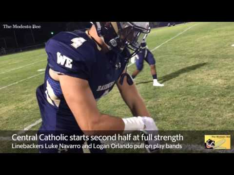 Central Catholic blanked by St. Mary's in the Holy Bowl