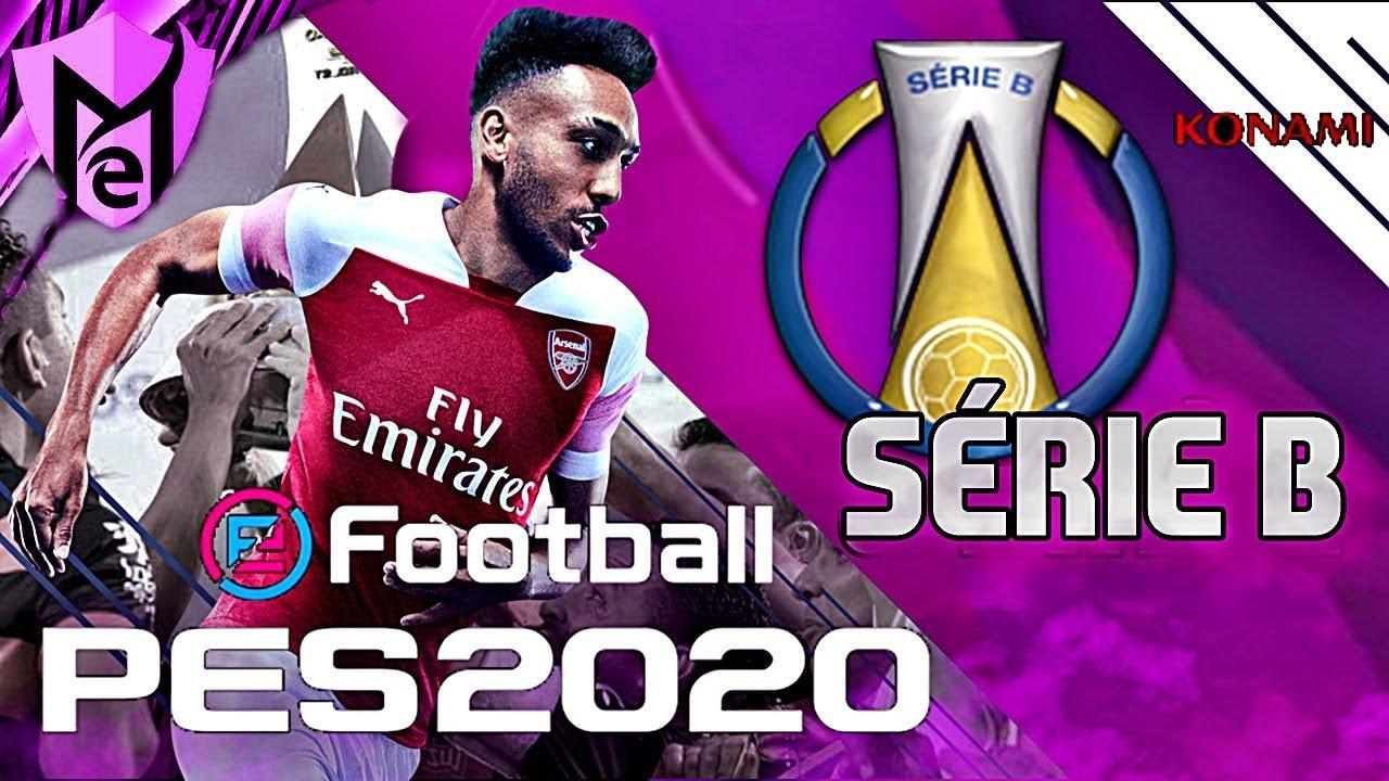 PES 2020 - BRASILEIRÃO SÉRIE B CONFIRMADO !!! + NOVA LIGA DA UEFA !!!