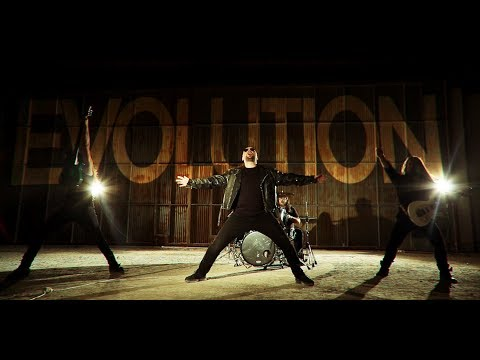 "SnakeyeS - ""Evolution"" (OFFICIAL VIDEO)"