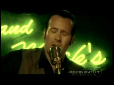 "Memphis Beat ""Love me Tender""Dwight Hendrix singing.mpg"