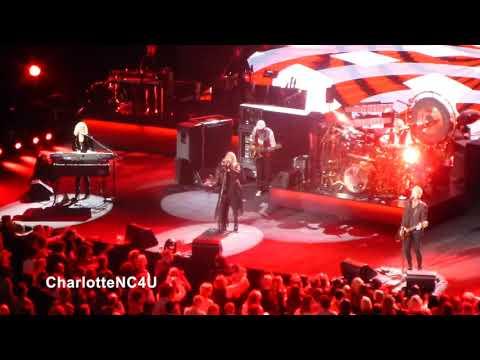 Fleetwood Mac w/ Christine McVie in Charlotte, NC :: March 7, 2015, Landslide, Rhiannon, Dreams