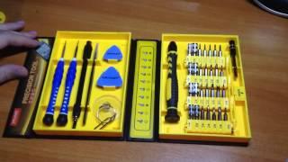 Обзор набора инструментов YAXUN YX6028A для ремонта телефонов и планшетов