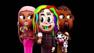 6ix9ine - MAMA ft. Nicki Minaj, Kanye West (Alternative Edition)