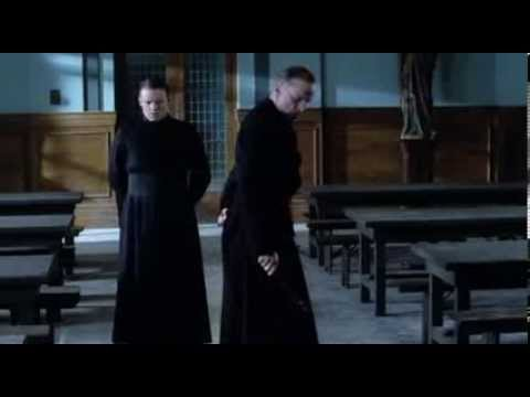 Catholic Pedagogy scene from film Song for a Raggy Boy (2003) [Ru] from YouTube · Duration:  4 minutes 23 seconds