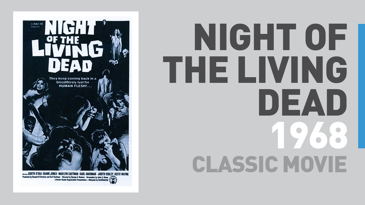 Night Of The Living Dead | Volledige film | Nederlands ondertiteld