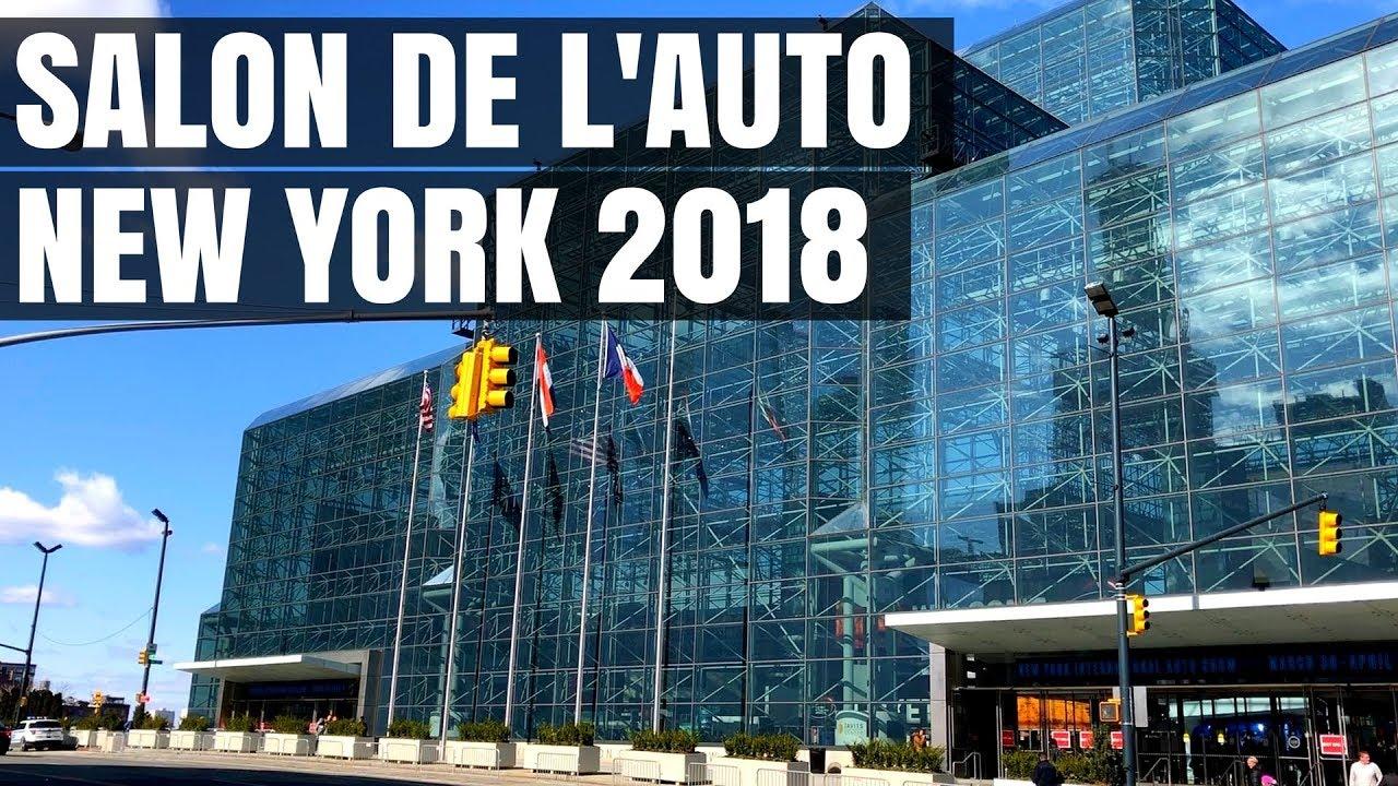 salon de l 39 auto de new york 2018 quelle voiture acheter youtube. Black Bedroom Furniture Sets. Home Design Ideas