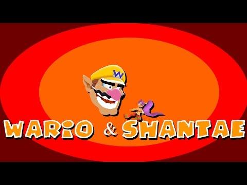Wario & Shantae