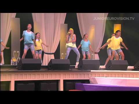 Julia Kedhammar - Du är inte ensam (Sweden) 2014 Junior Eurovision Song Contest