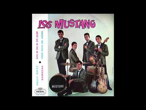 Los Mustang – Hully Gully (1963)