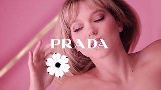 PRADA CANDY FLORALE - Lea Seydoux
