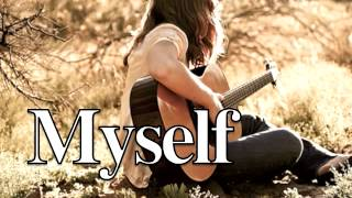 "Acoustic Alternative R&B Instrumental (Beat) ""Myself"" SOLD"