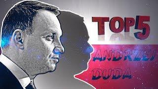 Top 5 remixów Andrzeja Dudy #5