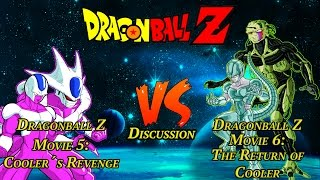 Which cooler movie is better!? cooler's revenge vs. return of cooler - dragon ball z discussion