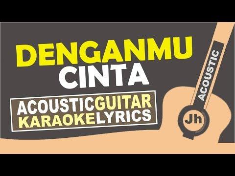 Karaoke Mytha - Denganmu Cinta Karaoke (Video Lirik)