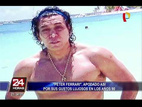 Peter Ferrari': ¿Quién es Pedro Pérez Miranda y por qué fue detenido? (1/2)  - YouTube