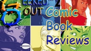 Comic Book Reviews- Young Avengers #1 Review, Uncanny X-Men #1 Review, Young Avengers Sidekicks