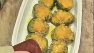Fast Stuffed Peppers Fajita Style