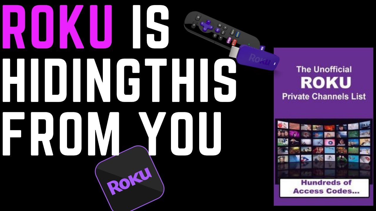FREE MOVIES TV SHOWS ALL ON ROKU SECRETS ROKU DONT WANT YOU TO HAVE )