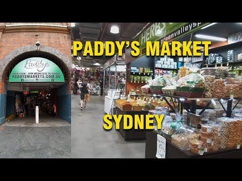 Sydney Paddy's Market,  NSW, Australia