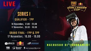Ngerusuh di Kratingdaeng PUBG Mobile Challenger Cup!