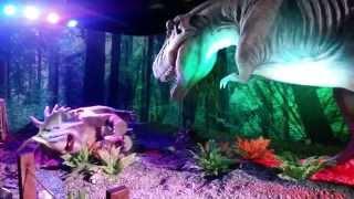 Шоу Динозавров в Детском мире на Лубянке