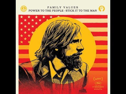 My review and analysis of the Movie Captain Fantastic