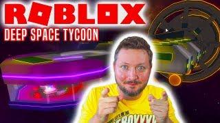 MIT NYE RUMSKIB! - Roblox Deep Space Tycoon Dansk Ep 4