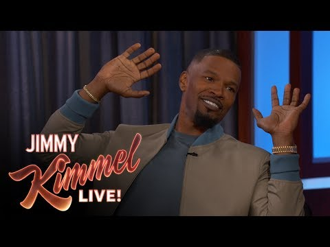 Jamie Foxx is Going Big for His 50th