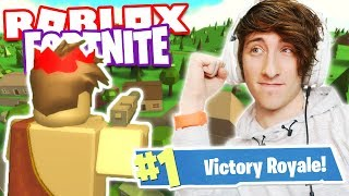 ROBLOX FORTNITE ISLAND ROYALE NEW UPDATE! #1 VICTORY ROYALE! | Roblox Jailbreak Update Soon!