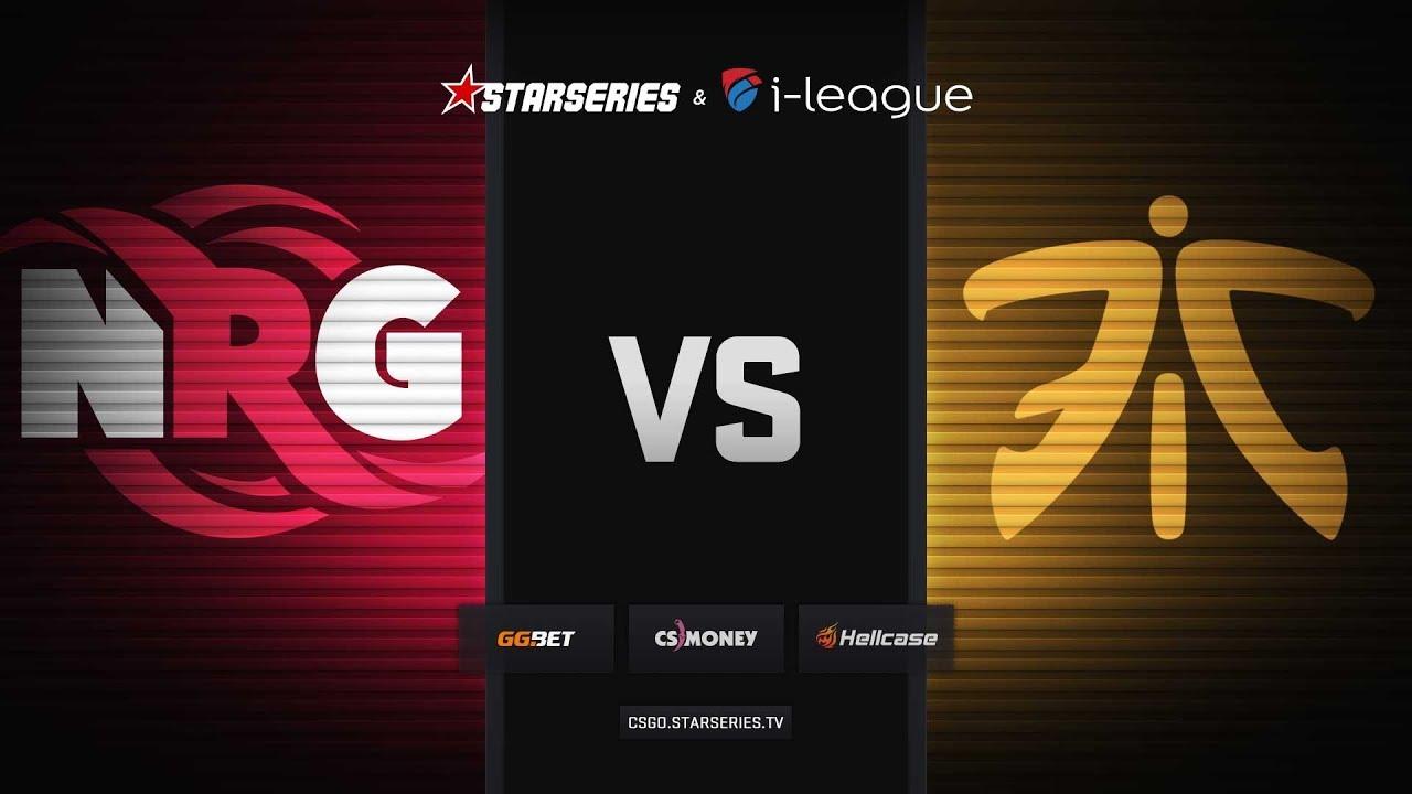 [RU] NRG vs fnatic | Map 2 – Overpass | StarSeries i-League Season 7
