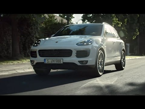 The new Cayenne. Enthusiast driven.