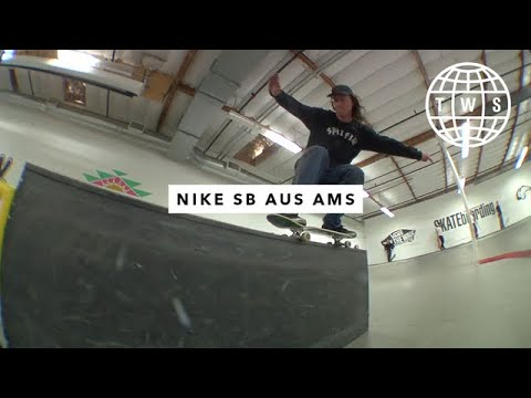 TWS Park: Nike SB Australia Ams
