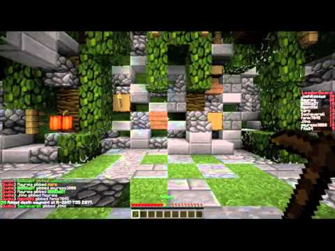 Minecraft QuakeCraft With Fenix7845