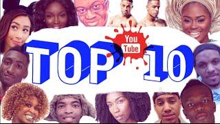 top 10 black youtubers