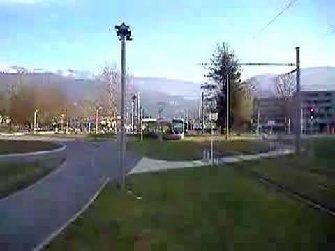 tramway grenoble youtube. Black Bedroom Furniture Sets. Home Design Ideas