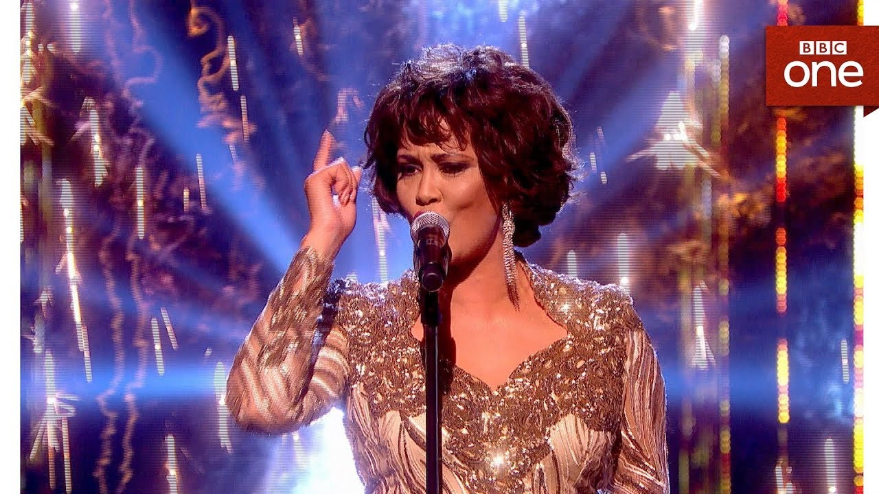 Whitney Houston Tribute Act Belinda Davids Sings I Have Nothing Even Better Than The Real Thing Youtube