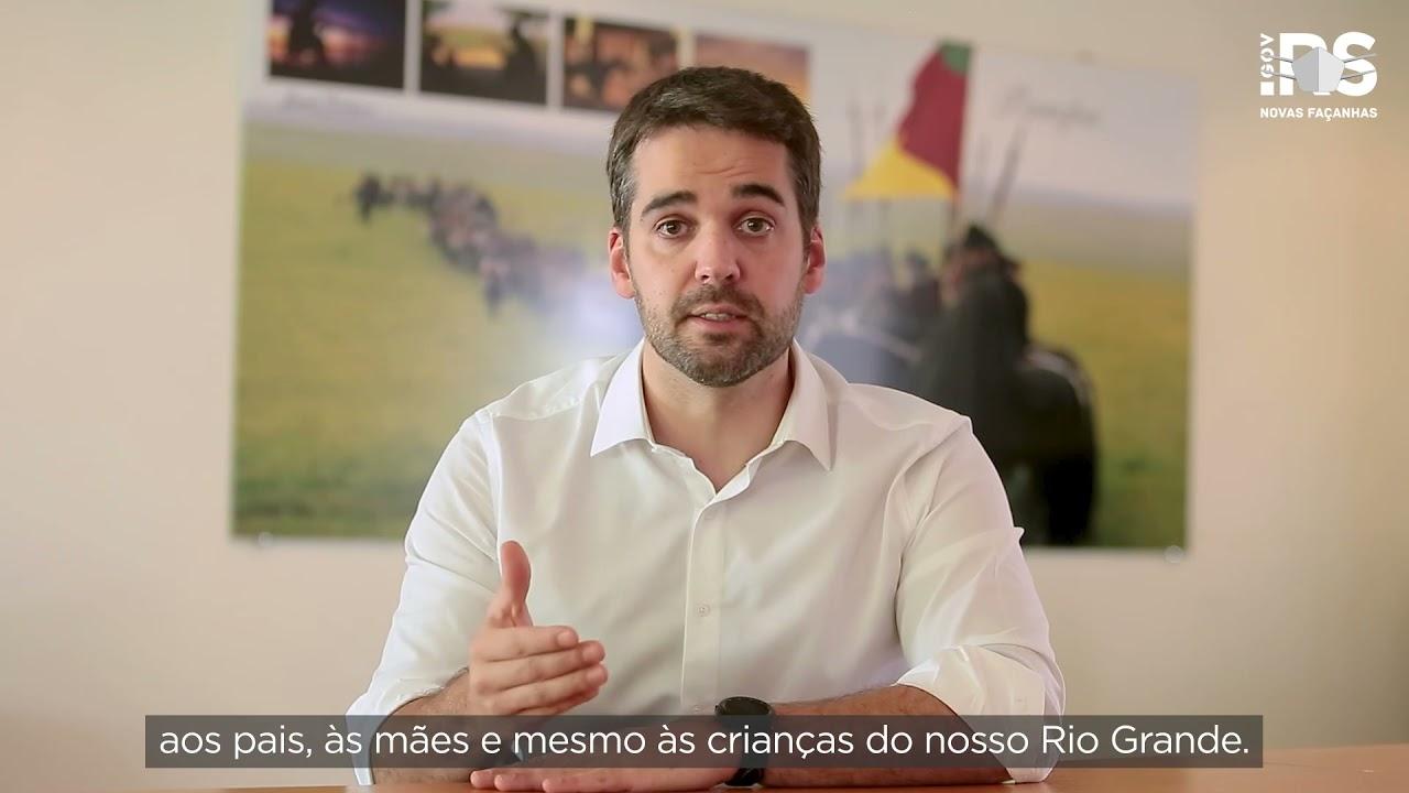 ⚠️ VOLTA ÀS AULAS PRESENCIAIS Eduardo leite anuncia mudanças para a bandeira vermelha