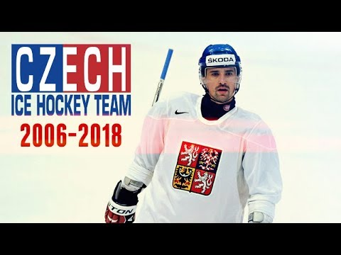 ★ Tomáš Plekanec ★ Czech Ice Hockey Team 2006-2018