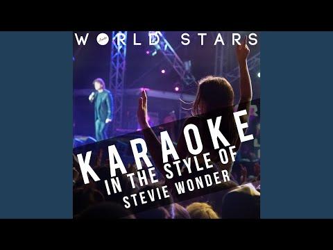 These Three Words (Karaoke Version)