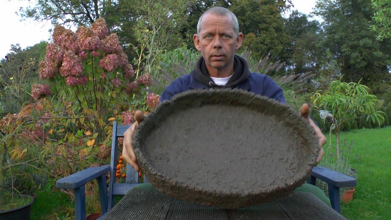 bonsai schale selber bauen innenma e 45 mal 25 cm youtube. Black Bedroom Furniture Sets. Home Design Ideas