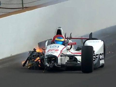 Alonso, Bourdais aux 500 Miles d