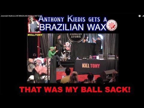 Jeremiah Watkins  BRAZILIAN WAX on Kill Tony