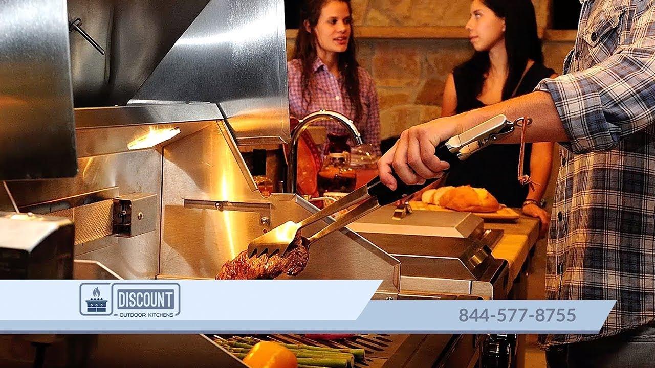 Custom Outdoor Kitchen - Discount - Custom Outdoor Kitchens