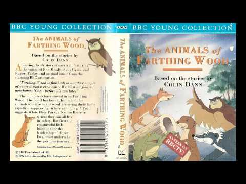 The Animals of Farthing Wood - AudioBook (BBC Young Collection) Tape1 SideA