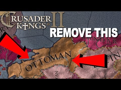 Defeat the Ottoman Sultanate as Byzantium 1337 - Crusader Kings II
