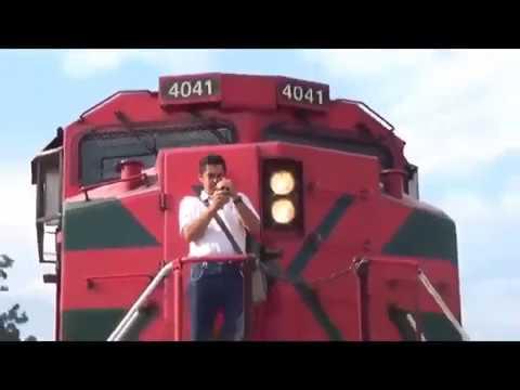 Download EPIC!!! Ferromex train runs over protest in Mexico! (Read description)